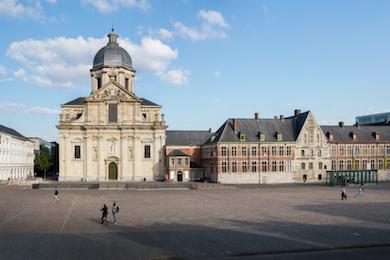 Abbaye Saint-Pierre Gand