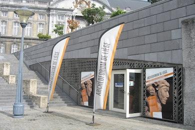 Archeoforum van Luik