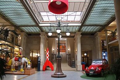 Belgisch Stripmuseum